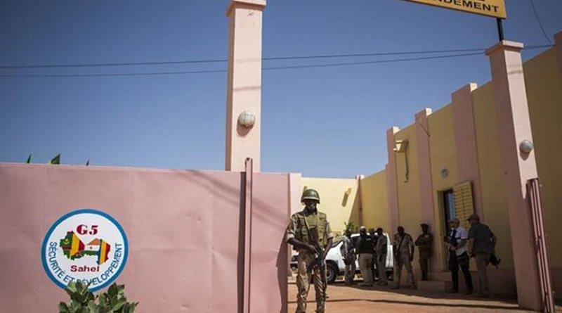 Headquarters of G5 Sahel joint force based in Sévaré. Credit: MINUSMA/Harandane Dicko
