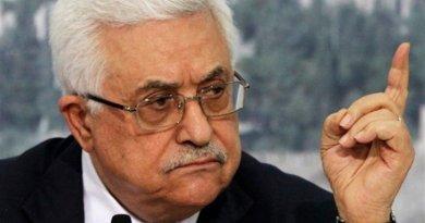 Palestinian President Mahmoud Abbas. Photo Credit: Tasnim News Agency.