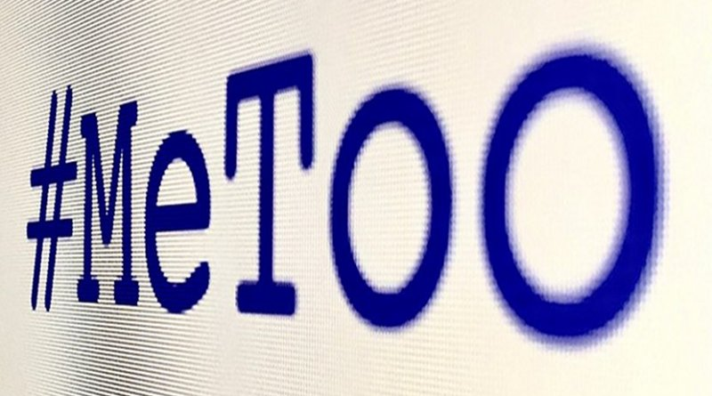 Hashtag #MeToo. Credit: Wolfmann, Wikimedia Commons.