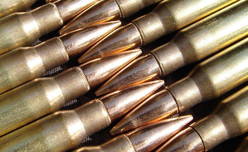 ammo ammunition bullets