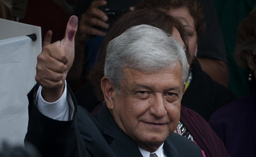 Andrés Manuel López Obrador (AMLO). Photo Credit: Eneas De Troya, https://www.flickr.com/photos/eneas/7479516188
