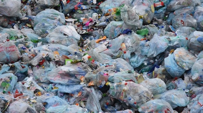 plastice garbage