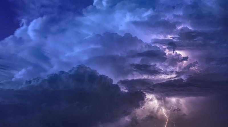 storm clouds weather