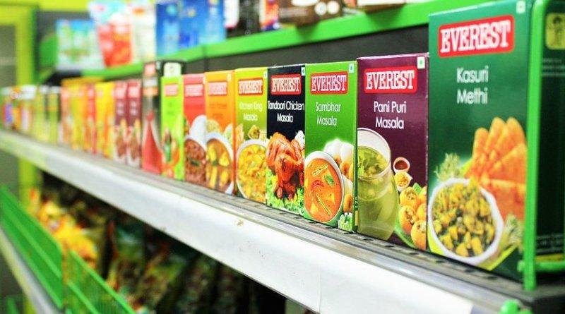 supermarket grocery ethnic food