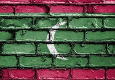 Maldives' flag