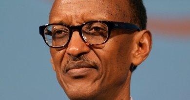 Rwanda's Paul Kagame. Photo Credit: Veni Markovski, Wikipedia Commons.