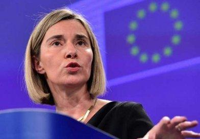 European Union Foreign Policy Chief Federica Mogherini. Photo Credit: Tasnim News Agency.