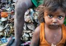 Poverty in India.