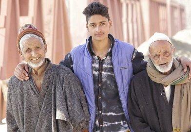 Kashmiri men.