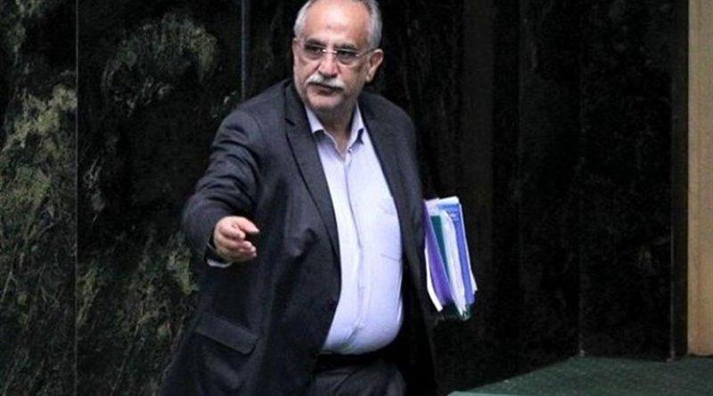 Iran's Massoud Karbasian. Photo Credit: Tasnim News Agency.