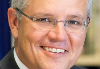 Australia's Scott Morrison. Photo Credit: Clrdms, Wikimedia Commons.