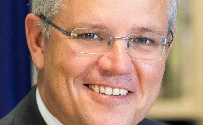 Australia's Scott Morrison. Photo Credit: Clrdms, Wikimedia Commons.
