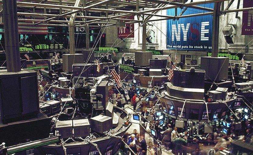 File photo New York Stock Exchange