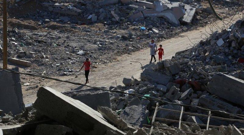 Gaza, Palestine.