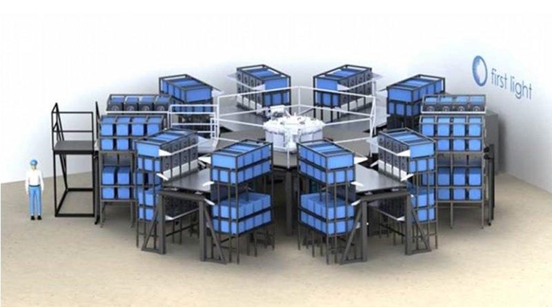 A rendering of Machine 3 (Image: FLF)