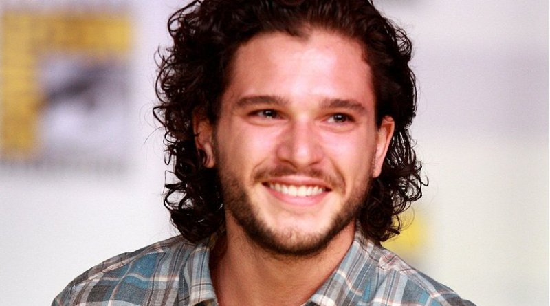 Kit Harington. Photo Credit: Gage Skidmore, Wikipedia Commons.