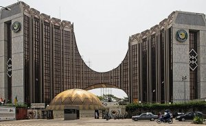 ECOWAS Bank for Investment and Development headquarters in Lomé, Photo Credit: Willem Heerbaart, Wikimedia Commons