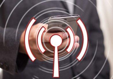 wifi internet smartphone