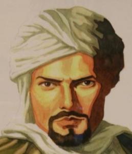 Ibn Batuta. Source: Wikipedia Commons.