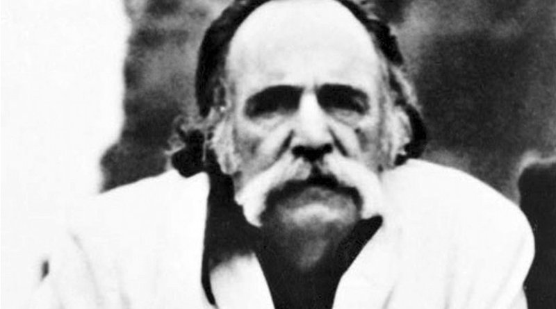 William Saroyan in the 1970s. Source: Wikipedia Commons.