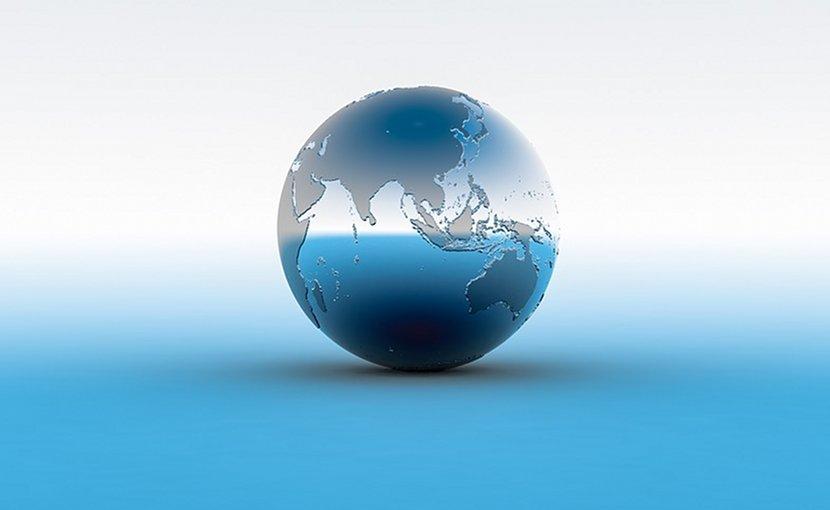 south china sea globe