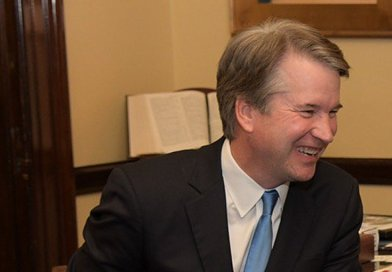Judge Brett Kavanaugh. Photo Credit: Office of Senator Johnny Isakson, Wikimedia Commons.