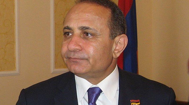 Armenia's Hovik Abrahamyan. Photo Credit: oscepa, Wikimedia Commons.