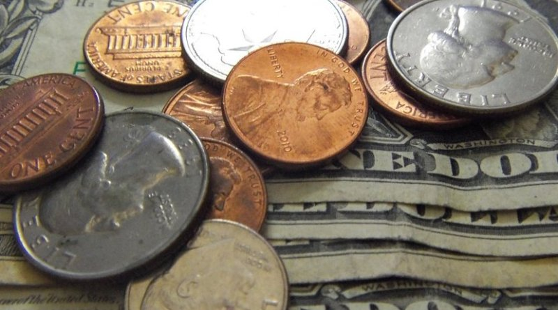 coins dollar currency