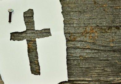 cross nail coffin