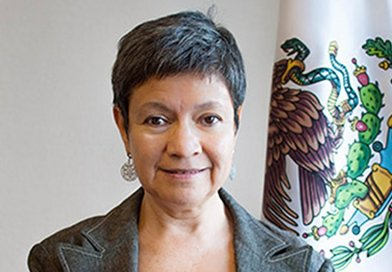 Ambassador Extraordinary and Plenipotentiary of Mexico to the Russian Federation, H.E. Norma Pensado Moreno