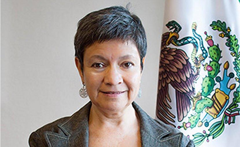 Ambassador Extraordinary and Plenipotentiary of Mexico to the Russian Federation, H.E. Norma Pensado Moreno
