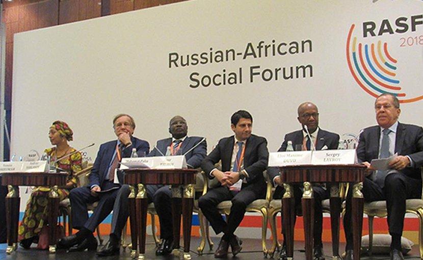 Russian-African Social Forum