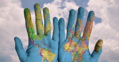 globalization globe world