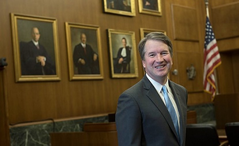 Judge Brett Michael Kavanaugh. Photo Credit: U.S. Court of Appeals for the District of Columbia Circuit, Wikimedia Commons.