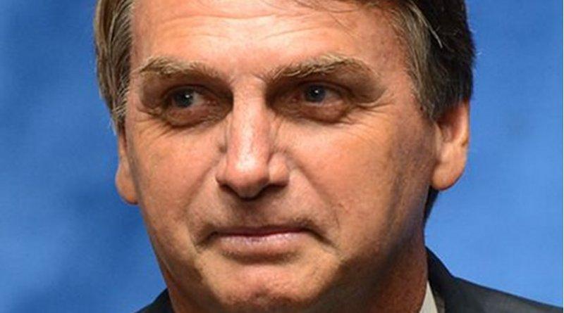 Brazil's Jair Messias Bolsonaro. Photo Credit: … Antonio Cruz/Agência Brasil, Wikipedia Commons.