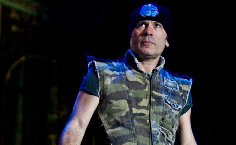 Iron Maiden's Bruce Dickinson. Photo Credit: adels, Wikipedia Commons.