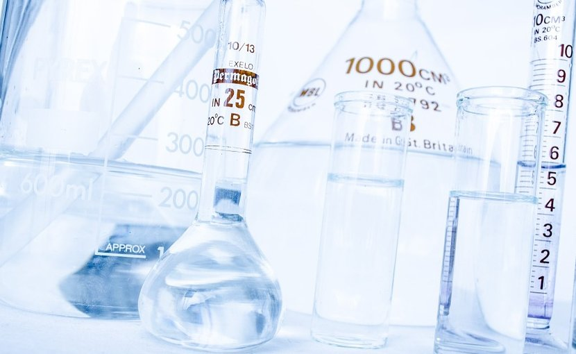 laboratory research chemistry