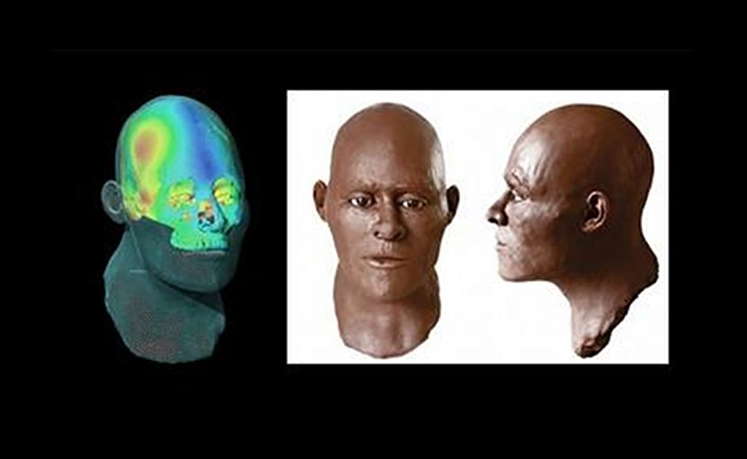 Study by 72 researchers from eight countries concludes that the Lagoa Santa people are descendants of Clovis culture migrants from North America. Distinctly African features attributed to Luzia were wrong Credit André Strauss e Caroline Wilkinson
