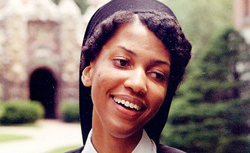 Sister Thea Bowman. Courtesy of the Franciscan Sisters of Perpetual Adoration.