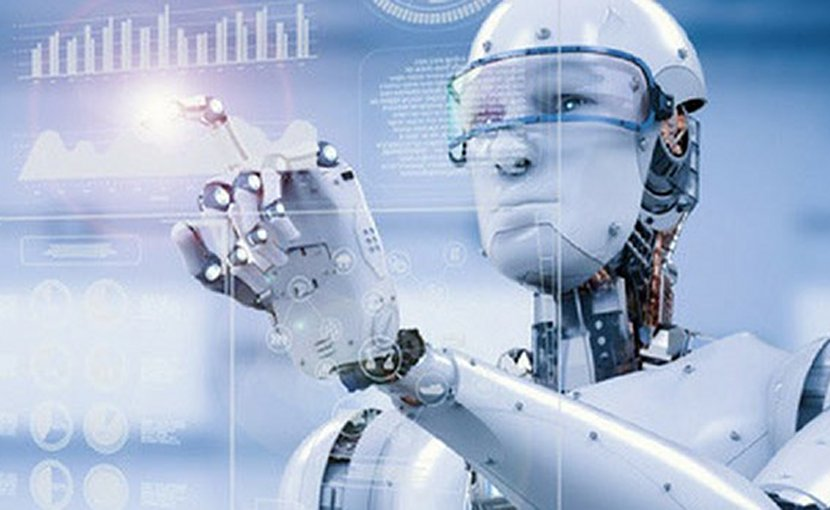 Robot. Photo Credit: Fars News Agency