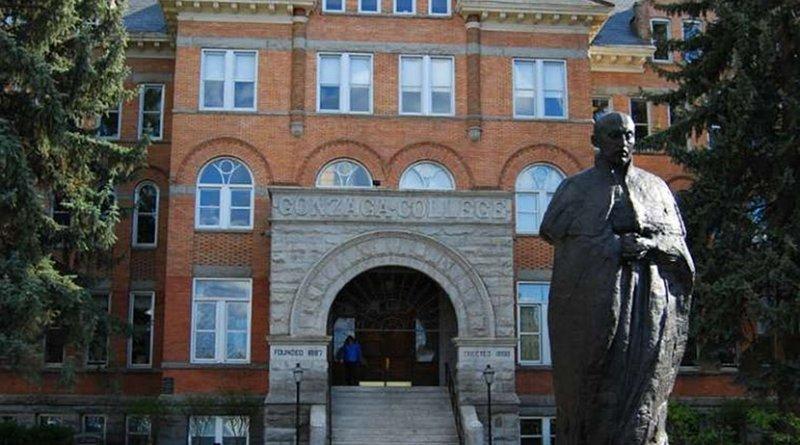 Gonzaga University. Photo Credit: Matthew Hendricks SCUMATT, Wikimedia Commons.