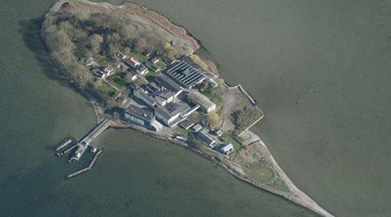 Island of Lindholm in the province of Vordingborg, Denmark. (Twitter)