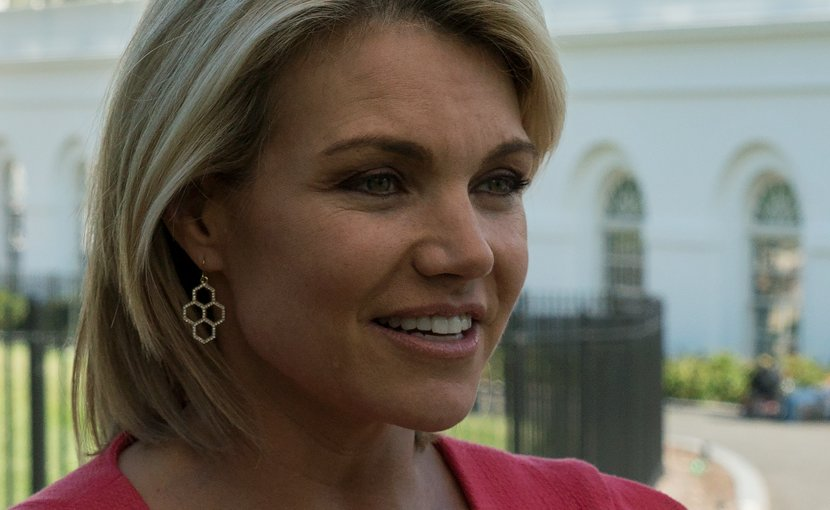 Heather Nauert. Photo Credit: The White House