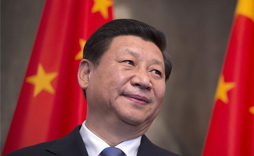 China's Xi Jinping, Photo Credit: Tasnim News Agency