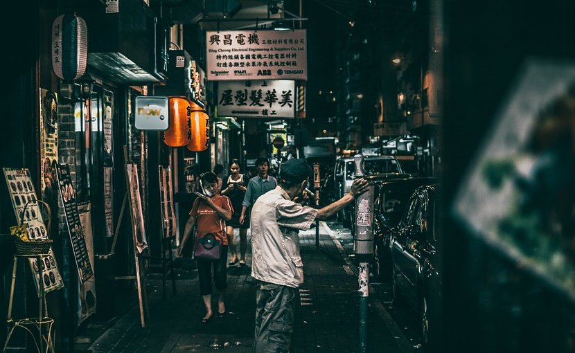 china street people