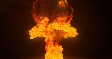 nuclear atomic bomb
