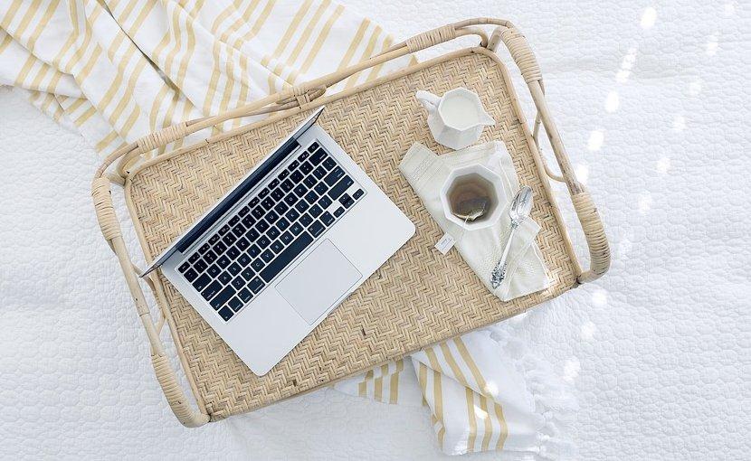 laptop work home