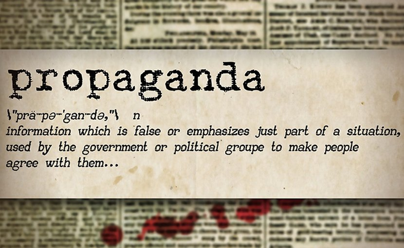 propaganda fake news disinformation