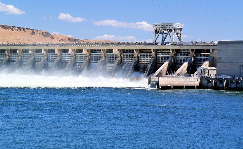 dam river hydropower
