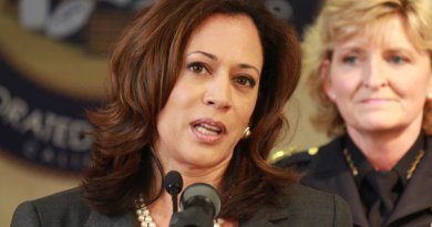 Kamala Harris. Photo Credit: Office of the Attorney General of California, Wikipedia Commons.